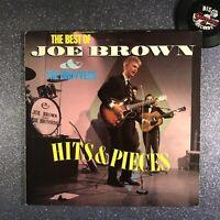 THE BEST OF JOE BROWN & THE BRUVVERS [A1B1 Vinyl LP] PYL4017 (EX/EX-)