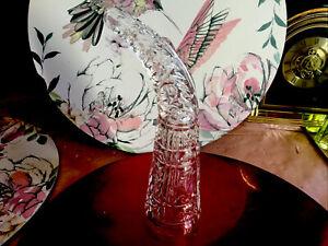 Cut Glass Stirrup Cup
