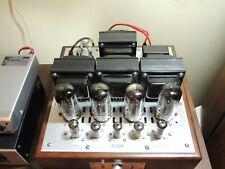 Fluxion K-6 tube amplifier