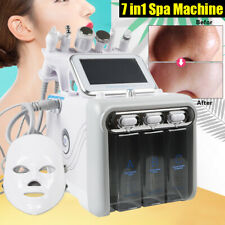 New listing 7-In-1 Facial Spa Hydro Cleansing Dermabrasion Exfoliation Skin Beauty Machine
