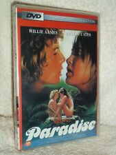 Paradise [1982] (DVD, 2019) NEW Phobe Cates Willie Aames