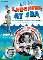 Laughter at Sea DVD (2018) Charlie Drake, MacDonald (DIR) cert PG 4 discs