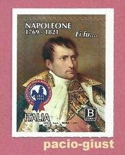 Italia 2021 NAPOLEONE  Francobollo singolo