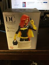 Batgirl Bust Women of the DC Universe 6002/7000 Hughes AH! NEW