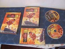 Lion King 1 1/2 DVD 2-disk set with slip case