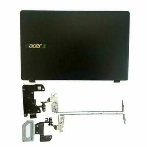 FOR Acer Aspire E5-531 E5-551 E5-571 E5-511 E5-521 Z5WAH LCD Back Cover + hinges