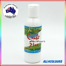 125ML OZ Made NON TOXIC Craft Glue ACID FREE adhesive Non Staining Water Base