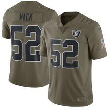 Nike Khalil Mack Oakland Raiders Salute To Service Limited Jersey Men's Size 3XL