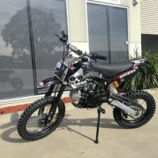 BIGFOOT 125CC PIT MOTOR DIRT BIKE TRAIL MOTOCROSS TERRAIN PRO KICK START BIG WHL