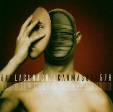 LACUNA COIL 'KARMACODE' CD NEU GOTHIC METAL