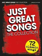 Just Great Songs The Collection Learn to Play POP Rock PIANO GUITAR MUSIC BOOK