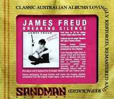 Breaking Silence by James Freud (CD, Aug-2014)
