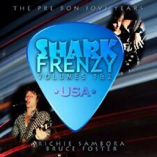 Richie Sambora Shark Frenzy Volumes 1 & 2 2-CD NEW SEALED Bon Jovi
