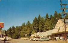 Blue Jay California Street Scene Historic Bldgs Vintage Postcard K61532