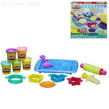 Play Sweet Doh Shoppe Cookie Set Creation Playset Kids Toy Playdoh Clay