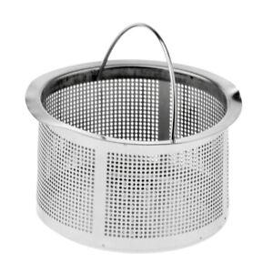 4cm Shampoo Bowl Drain Hair Stopper Basket Filter Sink Strainer Home Salon