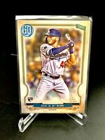 2020 Topps Gypsy Queen SP Rookie GAVIN LUX Rookie Card RC #174