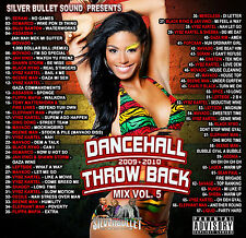REGGAE DANCEHALL THROWBACK 2009 - 2010 MIX VOL 5