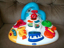 Chicco Sing 'n Learn Orchestra Music Sounds Learning Fun Learning Toy Red White