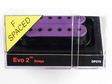 DiMarzio F-spaced Evo 2 Bridge Humbucker Purple DP 215