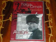 ATATURK BELGESEL DVD INGILIZCE TURKCE SES TURK KURTULUŞ SAVASI TURK TURKIYE