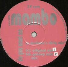 MAMBO - Do You Want Me - Nu recordings