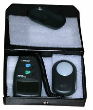 Light meter measuring up to 50,000 LUX. Ideal for hydroponics and indoor plant