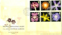 25 MAY 2004 ROYAL HORTICULTURAL SOCIETY ROYAL MAIL FIRST DAY COVER WISLEY SHS