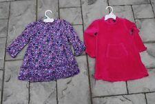 THE CHILDREN'S PLACE ~ Lot of 2 Toddler Girl Dresses ~ Size 24 months ~ SPRING