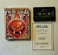 ~° Vintage Amstrad CPC 464 | Red L.E.D | A Starlight Game | Tested & Complete °~