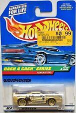 HOT WHEELS 1998 DASH 4 CASH SERIES FERRARI F40 #2/4