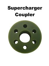 fits Eaton Supercharger M62 fits Nissan Frontier X-Terra Coupler Isolator