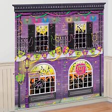 MARDI GRAS SCENE SETTER WALL DECORATING KIT PARTY PHOTO BACKGROUND POSTER PROP