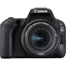 CANON EOS 200D Kit Spiegelreflexkamera 24.2 Megapixel mit Objektiv 18-55 mm f/5.