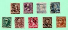 New ListingGroup of Early Us stamps from the 1800s