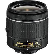**BRAND NEW** Nikon JAA826DA AF-P DX Nikkor 18-55mm f/3.5-5.6G VR Lens