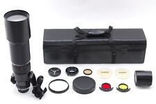 【N MINT in Case】Tamron SP 200-500mm F5.6 Lens w/ Adaptall-2 from Japan *1670