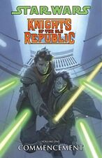 Commencement (Star Wars: Knights of the Old Republic, Vol. 1) by  Miller, Joh…