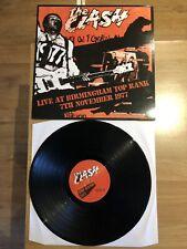 THE CLASH - Out Of Control - LIVE EU PRESS LP BIRMINGHAM 1977. Classic Tracks