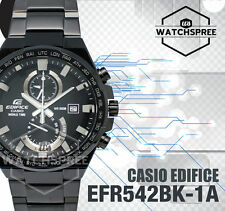 Casio Edifice Chronograph EFR542BK-1A