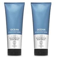 2-PACK *Discontinued* Men's Collection OCEAN Moisturizing Body Wash shower soap