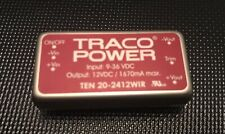 TRACOPOWER TEN 20WIR 20W Isolated DC-DC
