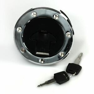 Replacement Fuel Cap with Key Kawasaki ZX-7R Ninja 89-03