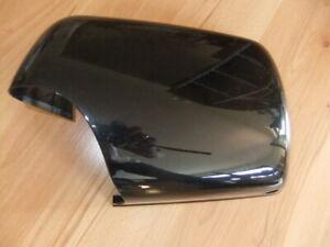 Abdeckkappe Spiegel BMW X5 E53  links schwarz
