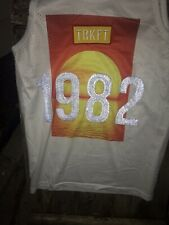 New Size S Trukfit TRKFT WEEZY LIL WAYNE DRAKE 3M Baggy Fit Tank Top