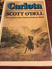 Carlotta By Scott O'Dell 1977