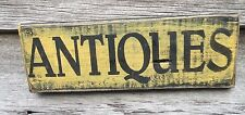 Hand Made..ANTIQUES... -Primitive Rustic Country Home Decor