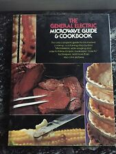 The General Electric Microwave Guide and Cookbook 1978 Hardcover Vintage