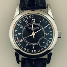 Patek Philippe 6000G Calatrava with Box and Papers