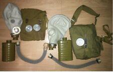 Original set Soviet gas mask RSH-4(mask SHM-41My or SHMS)